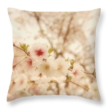 Breathe - Holmdel Park Throw Pillow