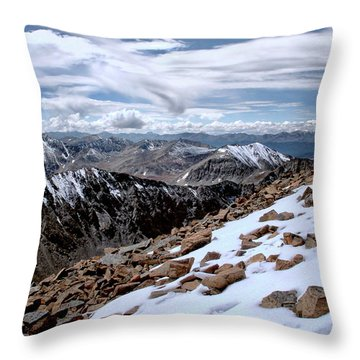 Breathing More Than Just A Little Throw Pillow