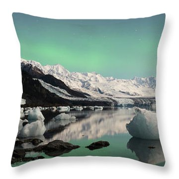 Breathless Throw Pillow by Ted Raynor