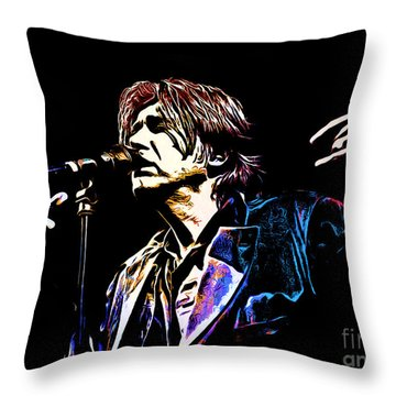 Brian Ferry Collection - 2 Throw Pillow