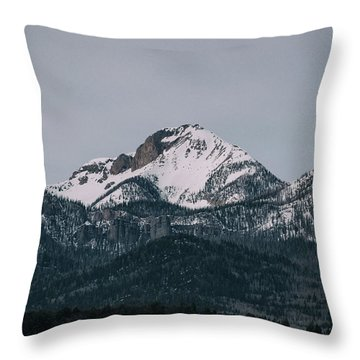 Brief Luminance Throw Pillow