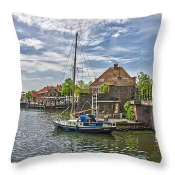 Brielle Harbour Throw Pillow