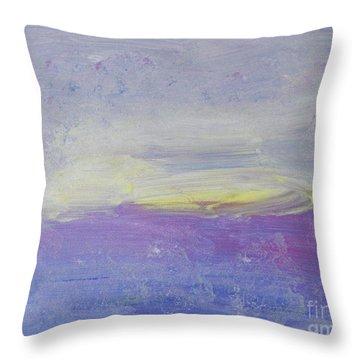 Brightness Throw Pillow