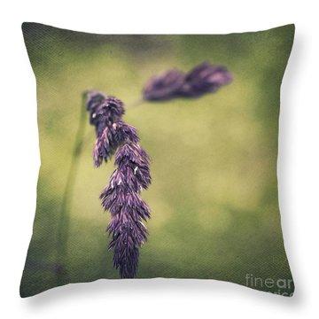 Brin D'herbe Throw Pillow
