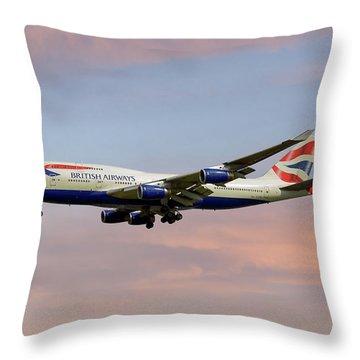 Passenger Throw Pillows