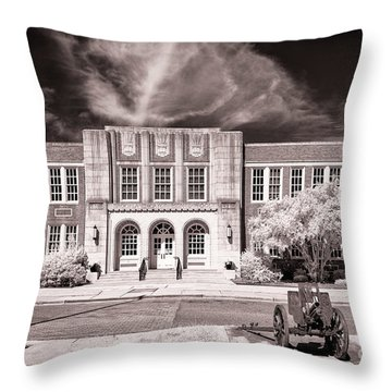 Brookland - Cayce H S Throw Pillow