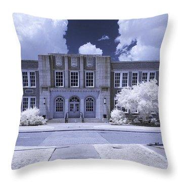Brookland-cayce Hs-ir Throw Pillow