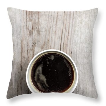 Throw Pillow featuring the photograph Brownish  by Jingjits Photography