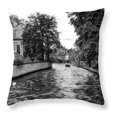Bruges Bw2 Throw Pillow