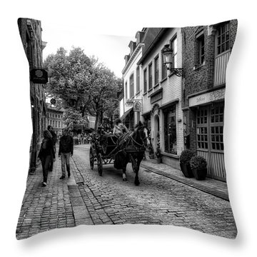 Bruges Bw5 Throw Pillow