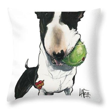 Brunk 3097 Throw Pillow