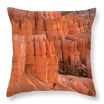 Bryce Canyon Throw Pillow