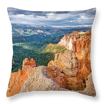 Bryce Point Throw Pillow