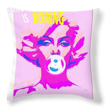 Normal Throw Pillows