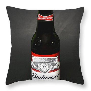 Bud Throw Pillow