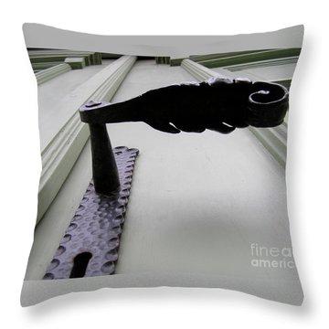 Budapest 02 Throw Pillow
