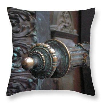 Budapest01 Throw Pillow