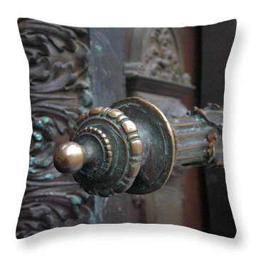 Budapest01 Throw Pillow