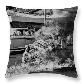 Asia Throw Pillows