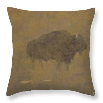 Buffalo Throw Pillows