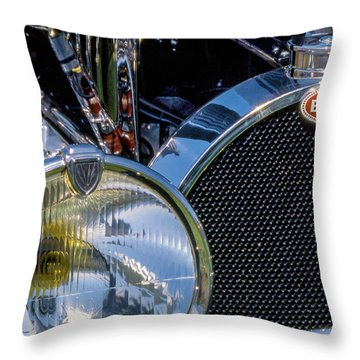 Bugatti Throw Pillow