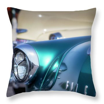 Buick Dreams Throw Pillow