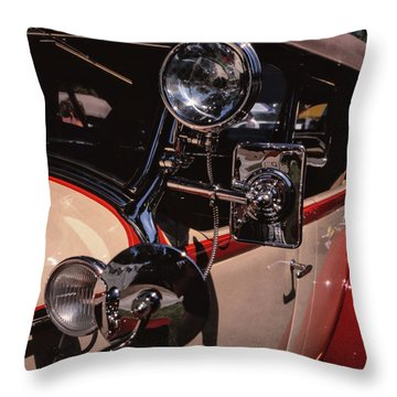 Buick Phaeton Throw Pillow