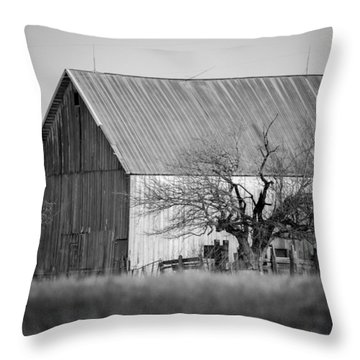 Throw Pillow featuring the photograph Built To Last by Jeff Phillippi