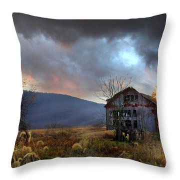 Built To Last Throw Pillow by Lori Deiter