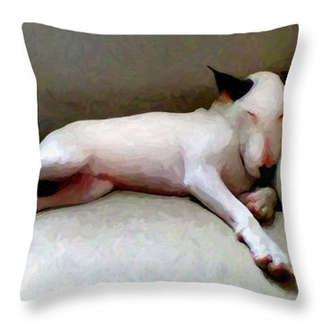 Terriers Throw Pillows
