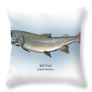 Char Throw Pillows