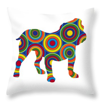 Pop Art Throw Pillows