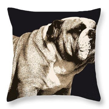 Breed Throw Pillows