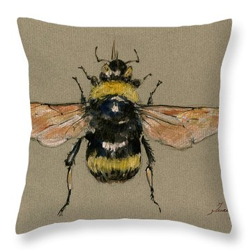 Bee Throw Pillows