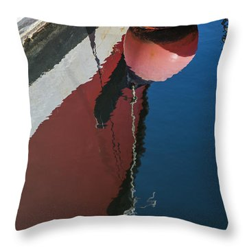 Bumper Throw Pillow