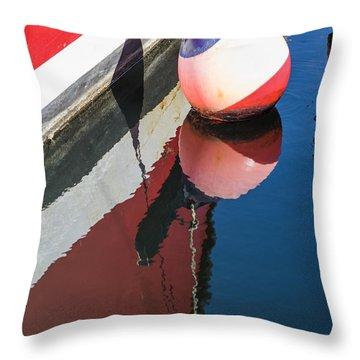 Bumper Throw Pillow