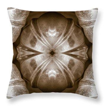 Bundt Pan Design 2 - Throw Pillow