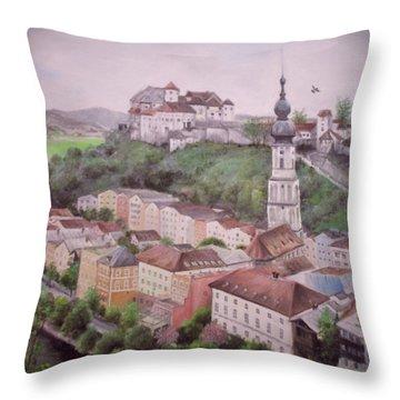 Burhausen Throw Pillow