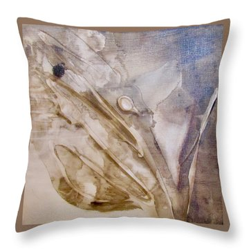 Burst Throw Pillow