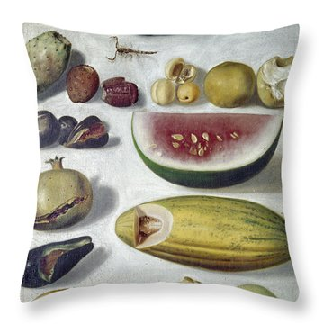 Bustos: Still Life, 1874 Throw Pillow by Granger