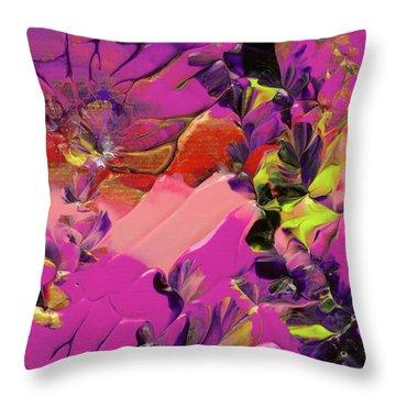 Butterflies #2 Throw Pillow
