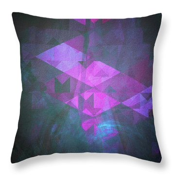Butterfly Dreams Throw Pillow by Mimulux patricia no No