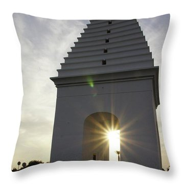 Butteries Sunset Throw Pillow