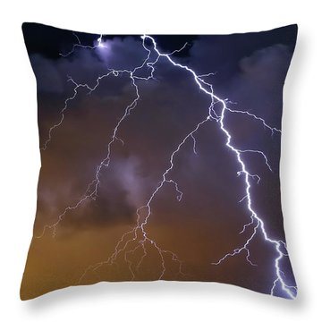 By Accident Throw Pillow
