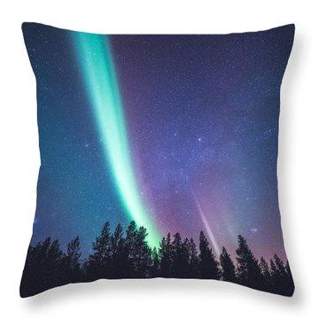 By Jupiter Throw Pillow