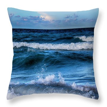 By The Sea Series 03 Throw Pillow