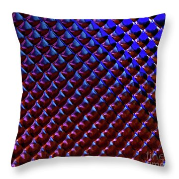 Bzzzzz Throw Pillow by Xn Tyler