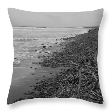 C Street Winter Throw Pillow