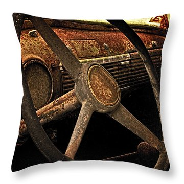 C203 Throw Pillow