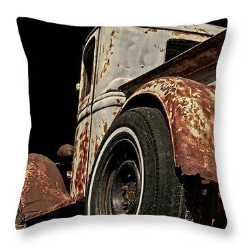C204 Throw Pillow